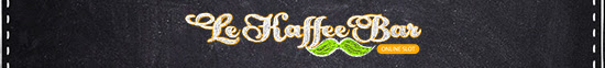 New game: Le Kaffee Bar