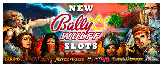 Bally Wulff New Games