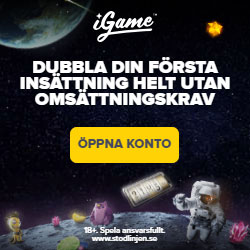 iGame.com - Exclusivo 450 Spins libres