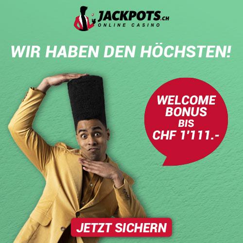 Λάβετε περισσότερες πληροφορίες σχετικά με το JackPots.ch