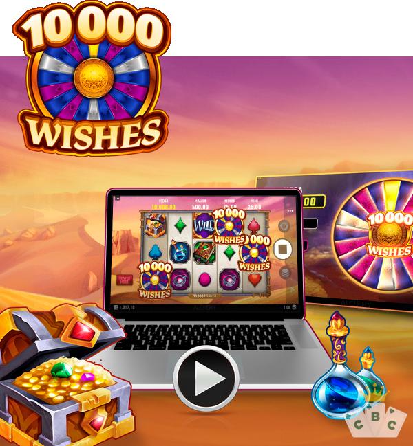 Uus mäng: 10,000  soovi