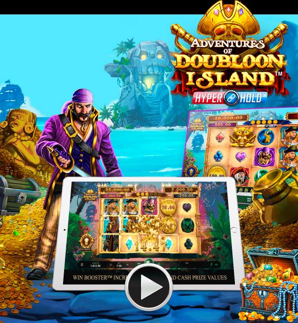 Нова игра: Авантурите на островот Даблун
