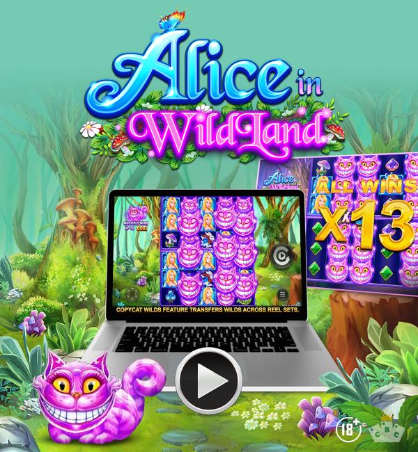 משחק חדש: אליס ב- WildLand