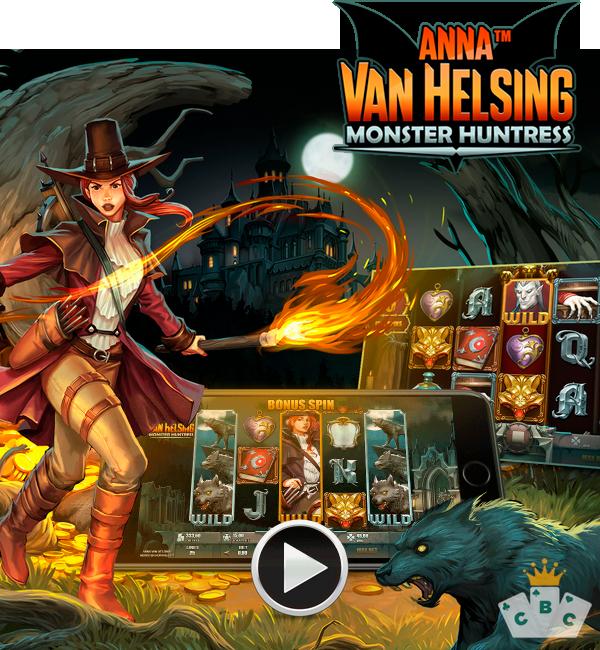 Nuwe speletjie: Anna Van Helsing Monster Huntress ™