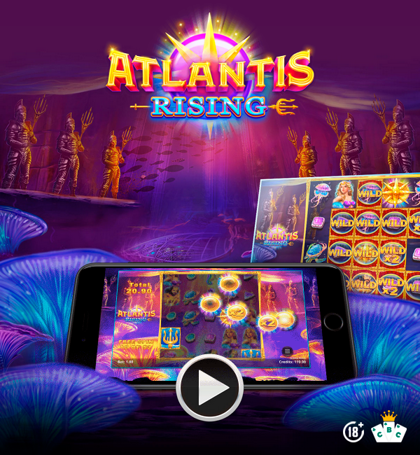 New game: Atlantis Rising