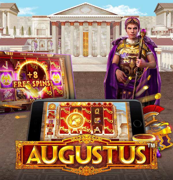 Nuwe spel: Augustus