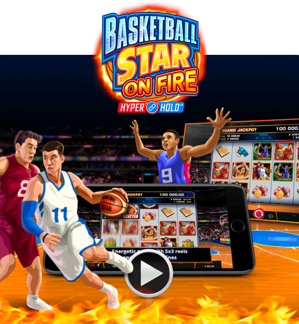 New game: Basketball Star On