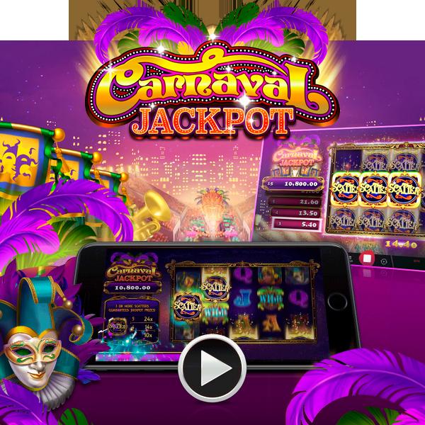 Нова игра: arnекпот на карневал