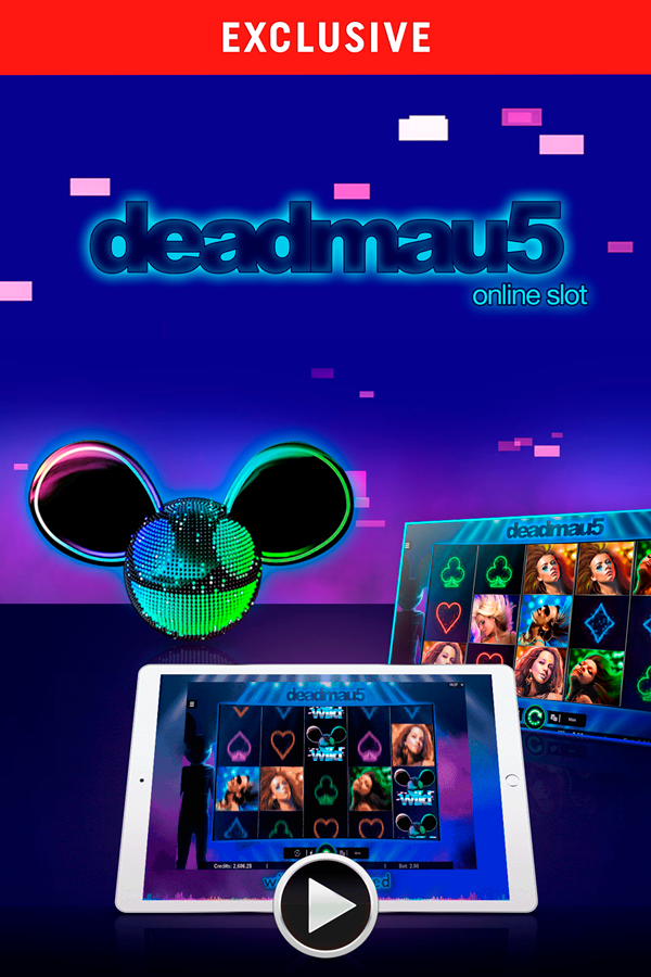 New game: deadmau5