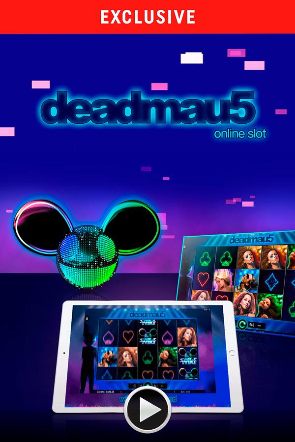 Nuwe spel: deadmau5