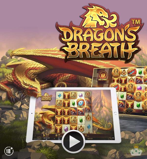 Nouveau jeu : Dragon's Breath™