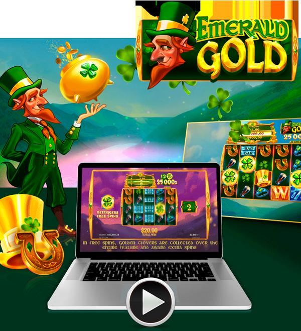 Нова игра: Злато од смарагд