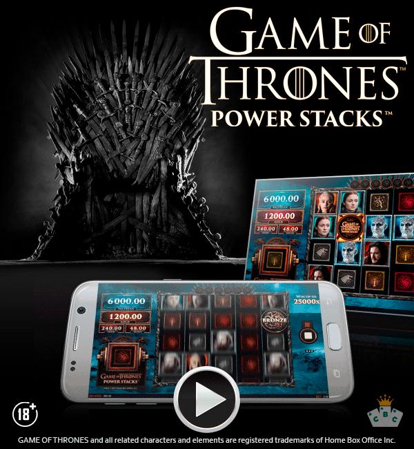 משחק חדש: Game of Thrones™