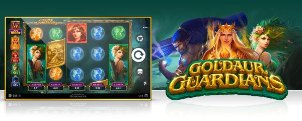 New game: Goldaur Guardians