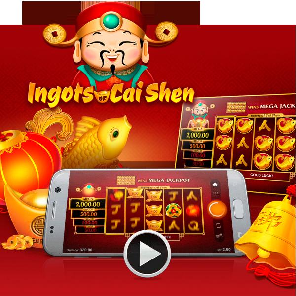 Нова игра: Инготи од Каи Шен