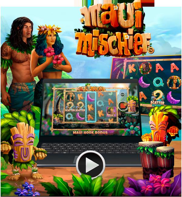 Нова игра: Мауи зло