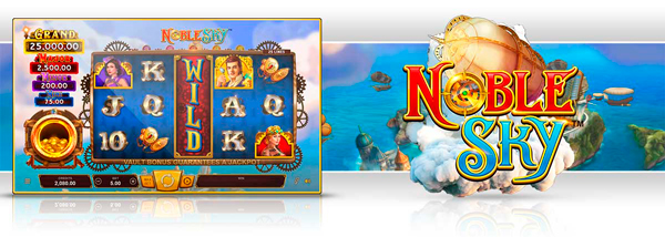 Neues Spiel: Noble Sky ™