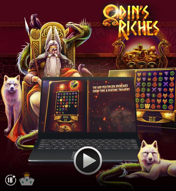 Nova igra: Odin's Riches