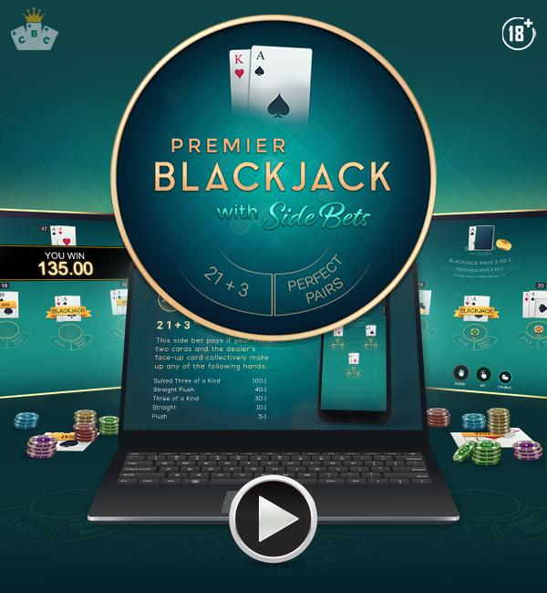 משחק חדש: בלאק ג'ק בלאק עם הימורי צד