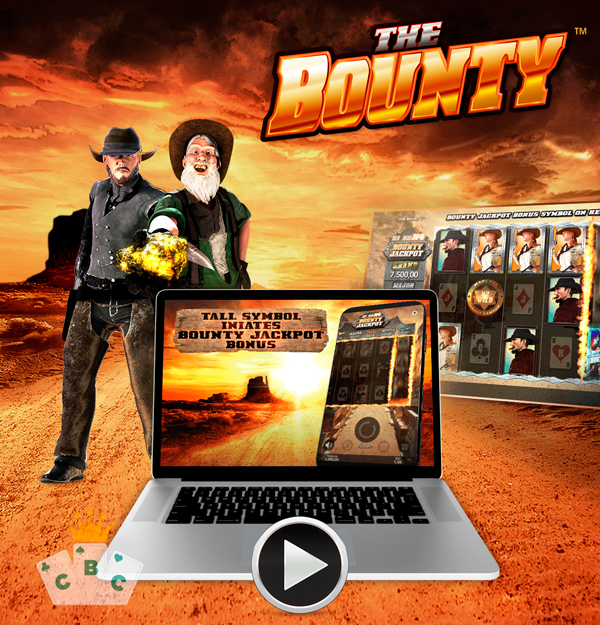 New game: The Bounty™