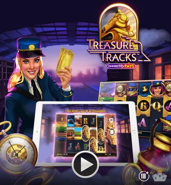 Nova igra: Treasure Tracks ™
