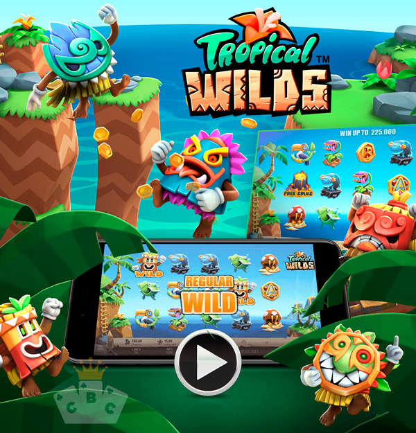 New game: Tropical Wilds™