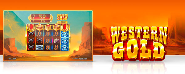 New game: Western Gold