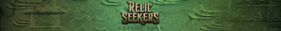 New game: Relic Seekers