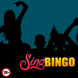 www.SingBingo.com - Deponeer £ 10 en speel met £ 40