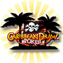 Karibský Draw Poker - Microgaming