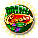 Cyberstud Poker Progressif - Microgaming