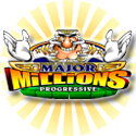 Major Millions 3-kolut - Microgaming