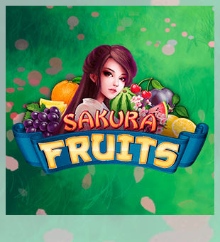 Sakura Fruits brought to you by Amanet (Amatic)