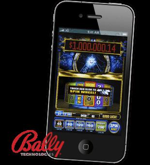 Goldener Pharao von Bally Technologies zu Ihnen gebracht