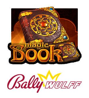Magic Book gebring deur Bally Wulff