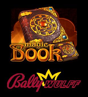Buku Magic dibawa kepada anda oleh Bally Wulff