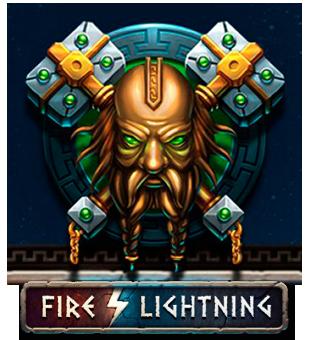 Fire Lightning die Ihnen von BGaming