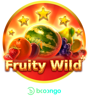 Fruity Wild brought to you by Booongo