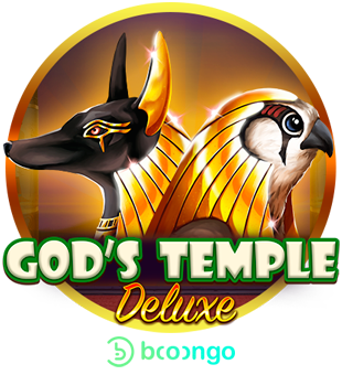 Temple of God Deluxe kom til þín af Booongo