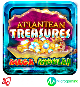 Atlantean Treasures brakt til deg av Neon Valley