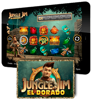 Jungle Jim: El Dorado portato da voi Microgaming