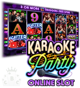 Karaoke Party brakt til deg av Microgaming