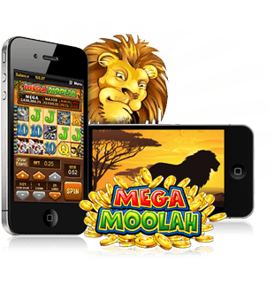 Mega Moolah Jackpot by Microgaming