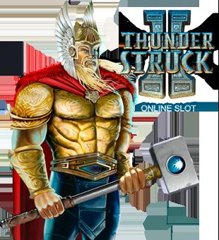 Thunderstruck II hozta neked Microgaming