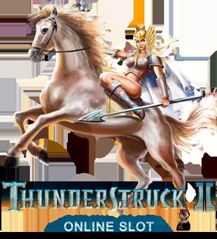 Thunderstruck II présenté par Microgaming