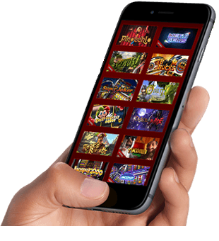 Casino Games on your Mobile