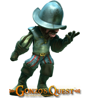 Gonzo's Quest brought to you by NetEnt
