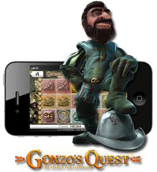 Gonzov Quest Touch je doveo do vas NetEnt