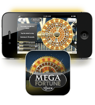 Mega Fortune portata da te Net Entertainment
