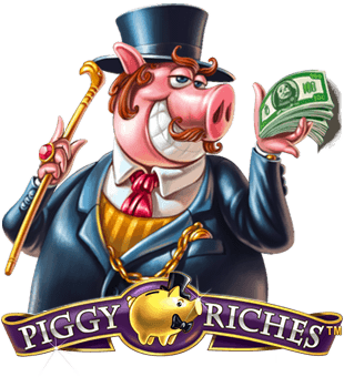 Piggy Riches brought to you by NetEnt